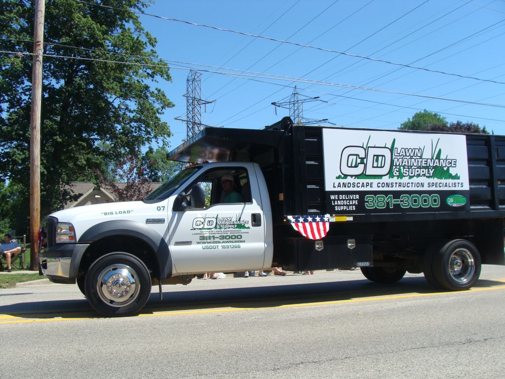 About Us - About Us CD Lawn Maintenance & Supply